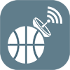 NCAA Basketball Radio App Icon