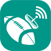 NCAA Football Radio App Icon